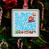 qrhacker.com - website to make your own qr codes and beautify them #gift #craft #ideas
