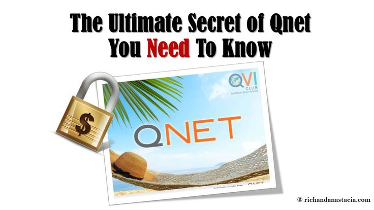 Qnet Review | The Ultimate Secret of Qnet You Need To Know