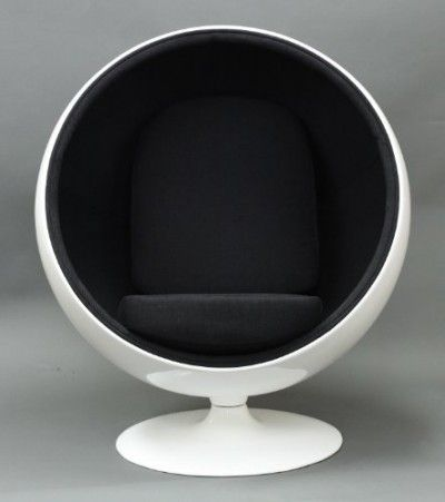 Ball Chair  —  Eero Aarnio  in 1963 for Adelta