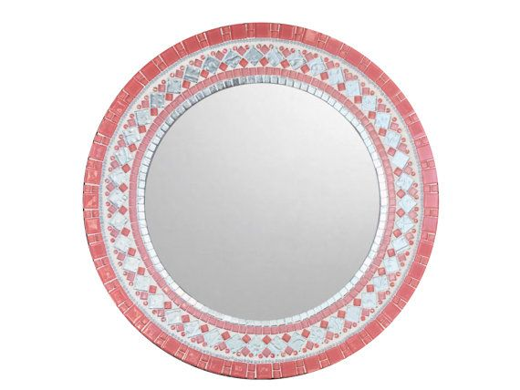 Pink Wall Mirror 519 best mosaic mirrors images on pinterest | mosaic mirrors