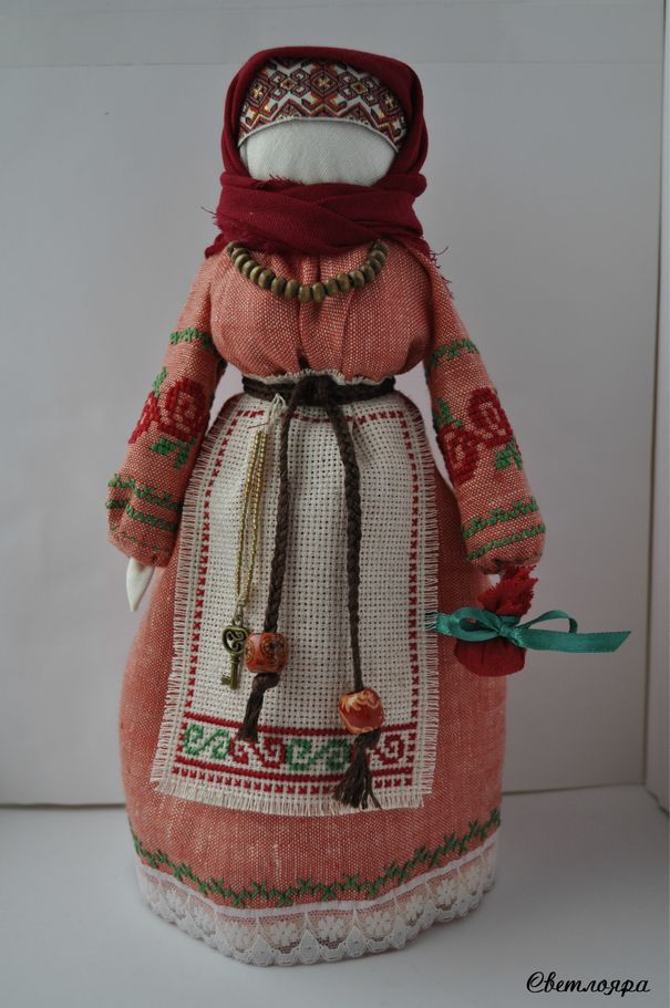 Ручная работа Кукла Берегиня