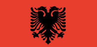 Albanian Flag. 5ft x 3ft (100% Polyester). Perfect to hang at any venue showing the Euro 2016 matches. http://www.novelties-direct.co.uk/albania-flag-5ft-x-3ft-100-polyester-with-eyelets-for-hanging.html