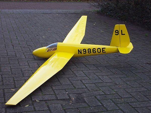 Plans Plywood Balsa 1 5 Scale Sgs 1 23 Schweizer Sailplane Etsy Model Planes Model Airplanes Radio Control