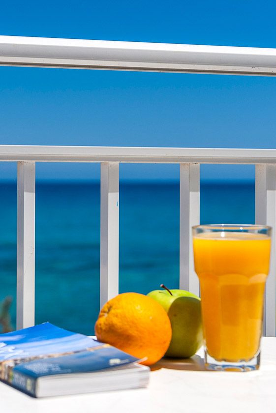 Blue Beach Apartments in Stavros, Chania #crete #TheHotelgr #travel #relaxation