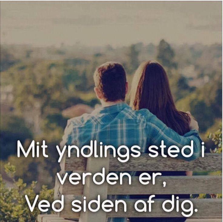 Billedresultat for kærligheds citater til ham på dansk