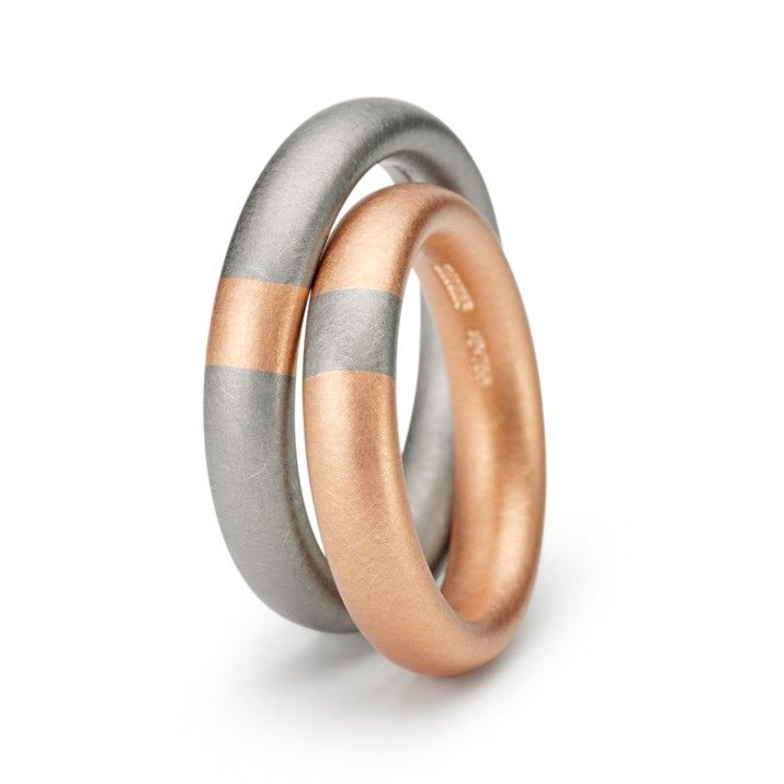 Niessing - Tecum - Wedding Rings - ORRO Contemporary Jewellery Glasgow - www.orro.co.uk