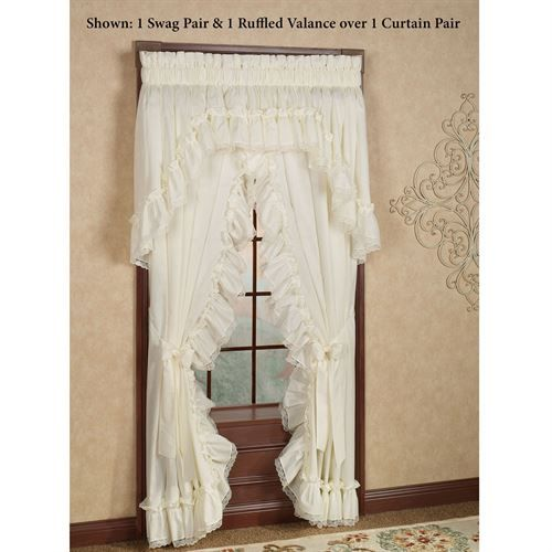 Madelyn Ruffled Priscilla Curtains Window Treatment - Top 25+ Best Priscilla Curtains Ideas On Pinterest Country