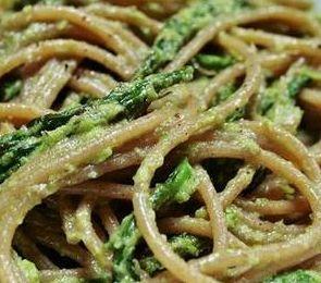 Spaghetti Asparagi Selvatici e Tonno