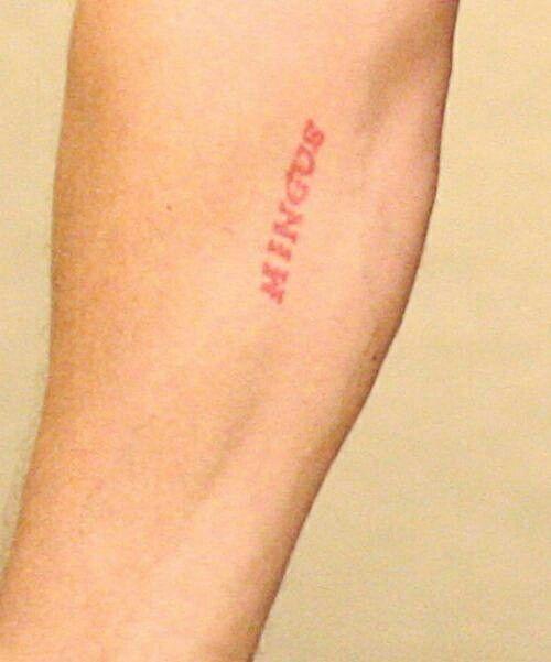 Nornen Tattoo: 45 Best Mingus Lucien Reedus Images On Pinterest