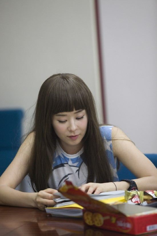 Protect the Boss (보스를 지켜라) Choi Kang Hee @ script reading