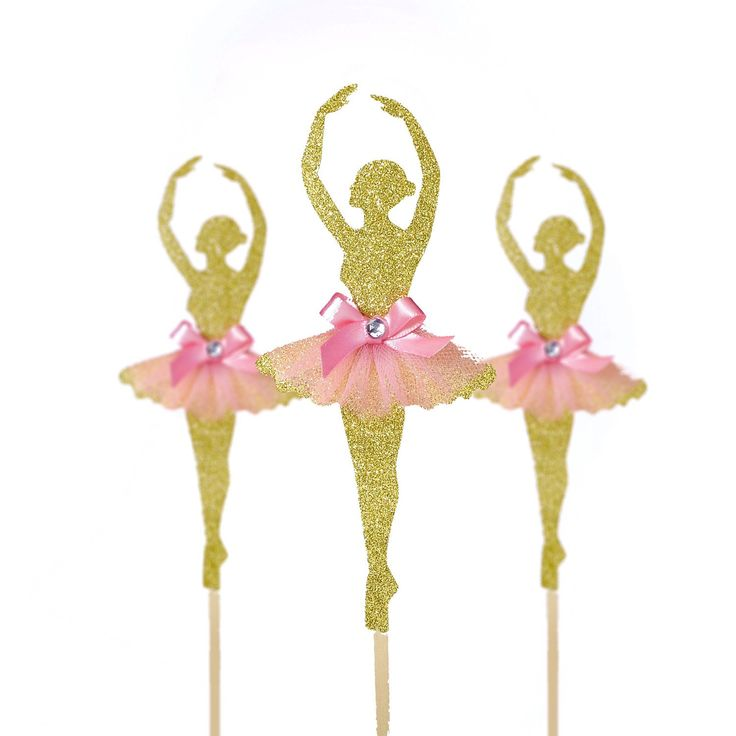 17 best images about ballerina birthday party on pinterest for Ballerina cake decoration