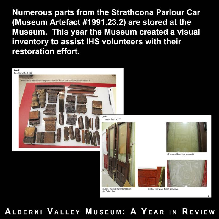 Alberni Valley Museum 2016 Year in Review No. 14