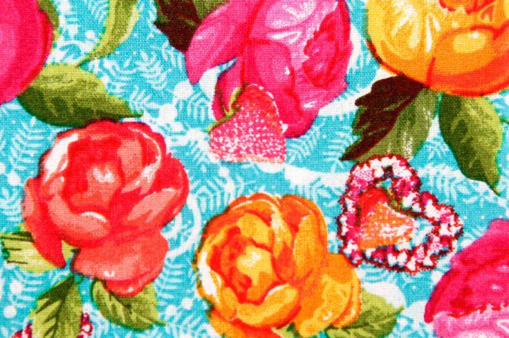 So cute Collection - Roses / Eurokangas