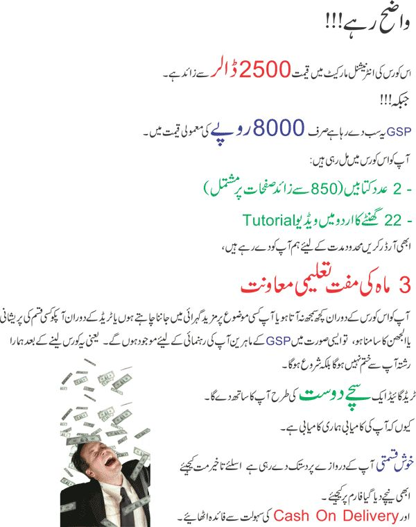 Forex trading education in urdu