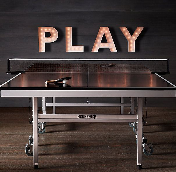 game room lighting ideas. killerspin jet600 table tennis paddle game room lighting ideas