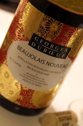 Tis the Season for Beaujolais Nouveau