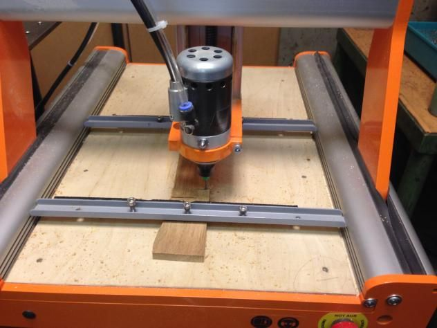 Im Test: Die Multifunktionsmaschine Stepcraft-2/420 als CNC-Fräse   Make
