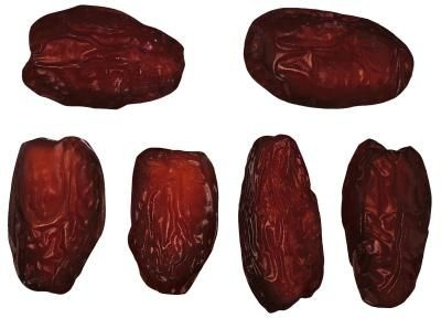 """Some cultures use the fruit medicinally, with one of its most popular uses as a tea for a sore throat. A jujube tree is referred to as a """"juju berry tree"""" and """"Chinese date"""" tree. It is a small, deciduous tree that produces a cherry-to-plum-size edible fruit, hence the words """"berry"""" and """"date."""" The tree originated in China. Can be grown in the U.S. Read more: What Is a Ju Ju Berry Tree? 