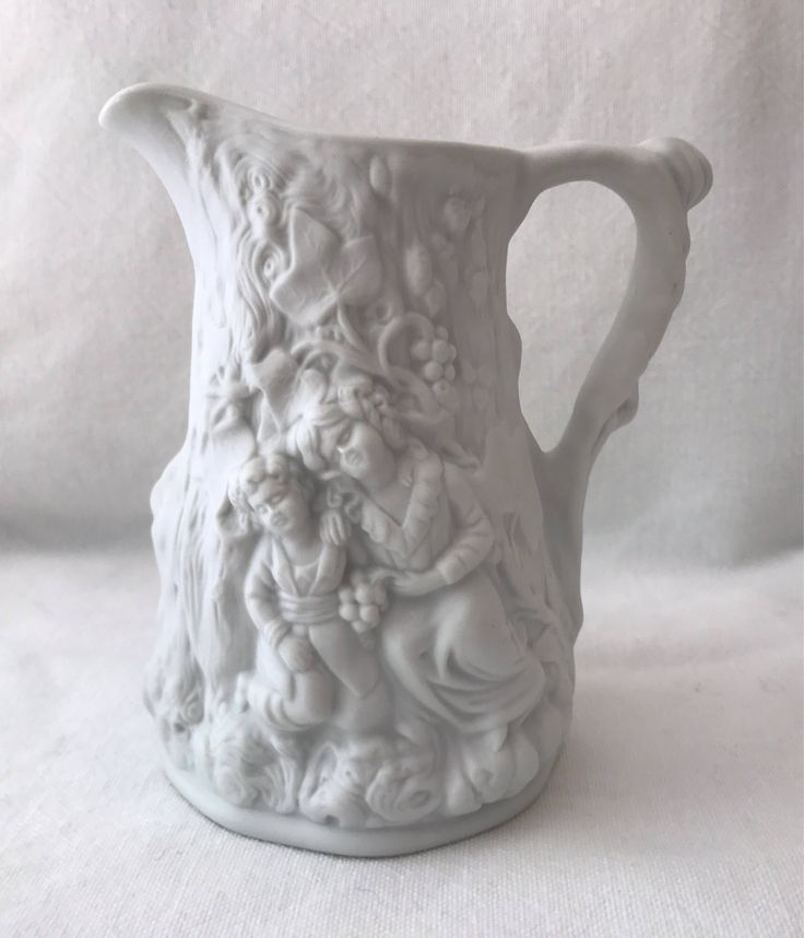 A personal favourite from my Etsy shop https://www.etsy.com/uk/listing/540008104/portmeirion-parian-jug