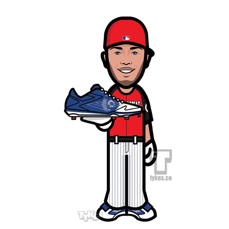 "Tykes on Instagram: ""Kris Bryant ""Home Run Derby"" Tyke featuring the adizero Afterburner 2.0 cleats. #UNCAGED #KrisBryant #HomeRunDerby #adidasBaseball #adizeroAfterburner #ChicagoCubs #Cubs #tyke #tykes #MyTyke www.tykes.co"""
