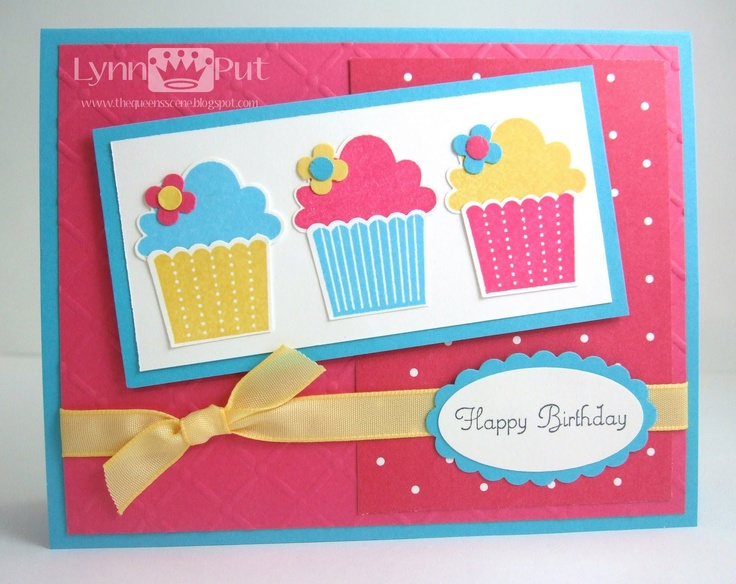 Best Everything Stampin Up Images On Pinterest Cards - Childrens birthday cards for the queen