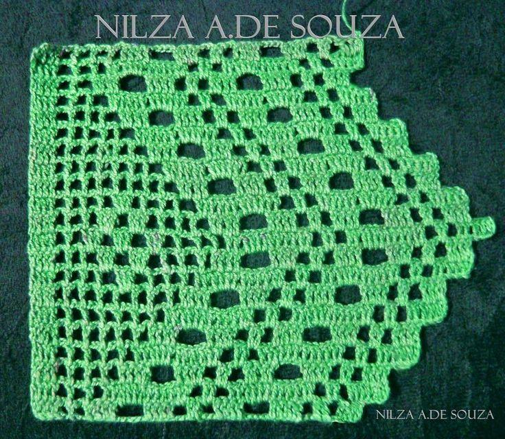 554 mejores imágenes de Patrones de crochet en Pinterest | Punto de ...