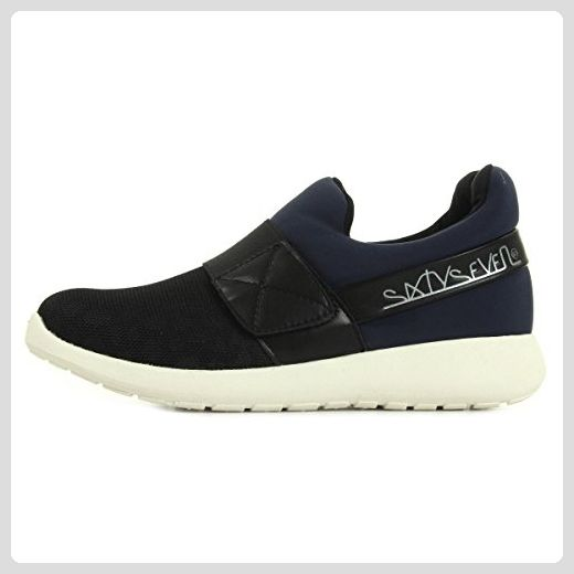 Sixtyseven Lileo Black Neoprene 014379LILEOBLACK, Turnschuhe - 38 EU - Sneakers für frauen (*Partner-Link)