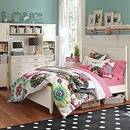 tween room: Wall Color, Kids Room, Girls Room, Girls Bedroom, Bedrooms, Barn Teen, Teen Room, Bedroom Ideas, Girl Rooms