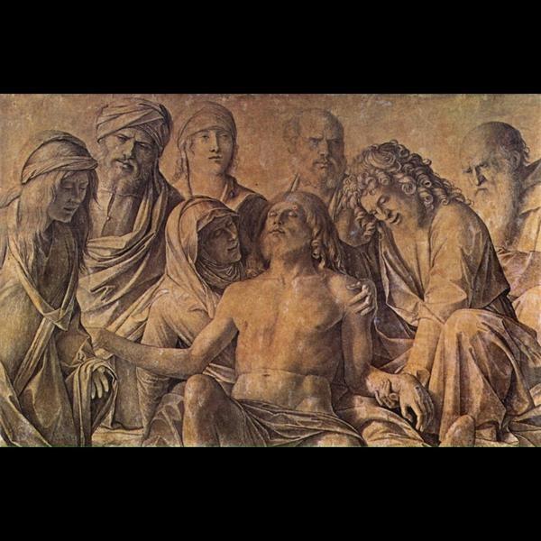 Giovanni Bellini Uffizi Gallery