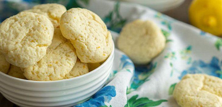 Легкий рецепт: домашнее лимонное печенье