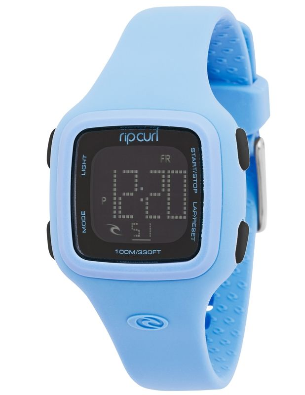 The Candy is the perfect digital sports watch for a long day at the beach. It's made with a super soft silicone case and strap for comfort and the digital read-out features date and time, stopwatch, countdown timer, alarm and back light. Water resistant u