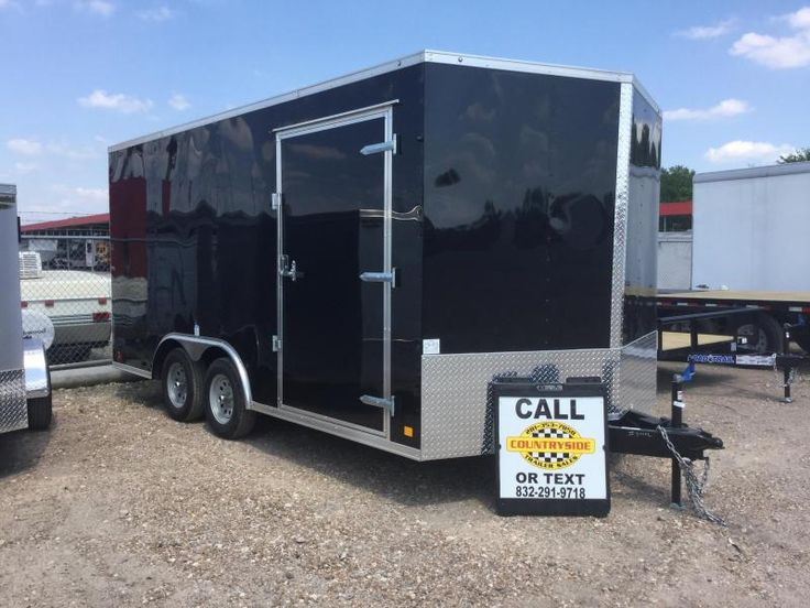17 best ideas about enclosed cargo trailers cargo 2018 continental cargo 8 5 x 16 tandem axle enclosed trailer enclosed cargo trailer