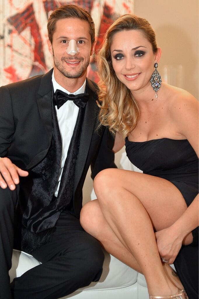 Antonini and Wife !
