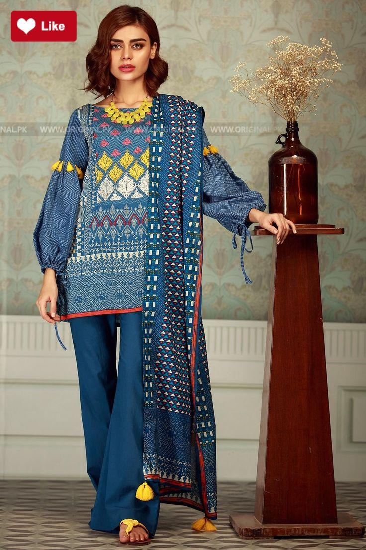 Khaadi B17511-BLUE Mid Summer 2017 - Original Online Shopping Store #khaadi #khaadimidsummer #khaadi2017 #khaadifestive #khaadimidsummer2017 @womenfashion @womenfashions @style #womenfashion's #bridal #pakistanibridalwear #brideldresses #womendresses #womenfashion #womenclothes #ladiesfashion #indianfashion #ladiesclothes #fashion #style #fashion2017 #style2017 #pakistanifashion #pakistanfashion #pakistan Whatsapp: 00923452355358 Website: www.original.pk
