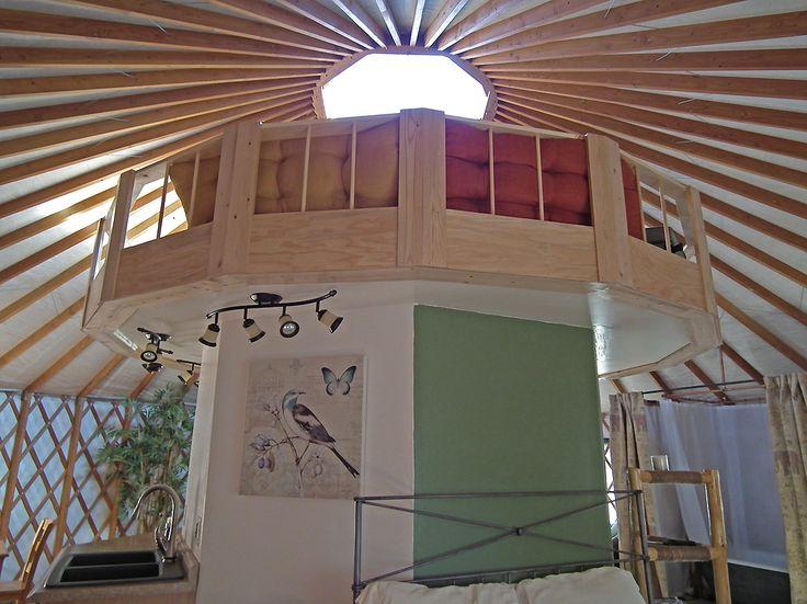The 25+ Best Yurt Interior Ideas On Pinterest | Yurts, Yurt House And Yurt  Living