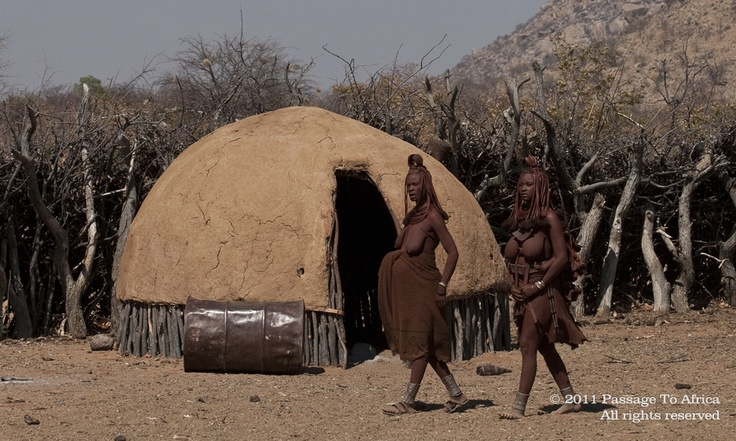 Passage to Africa, Himba, Namibia