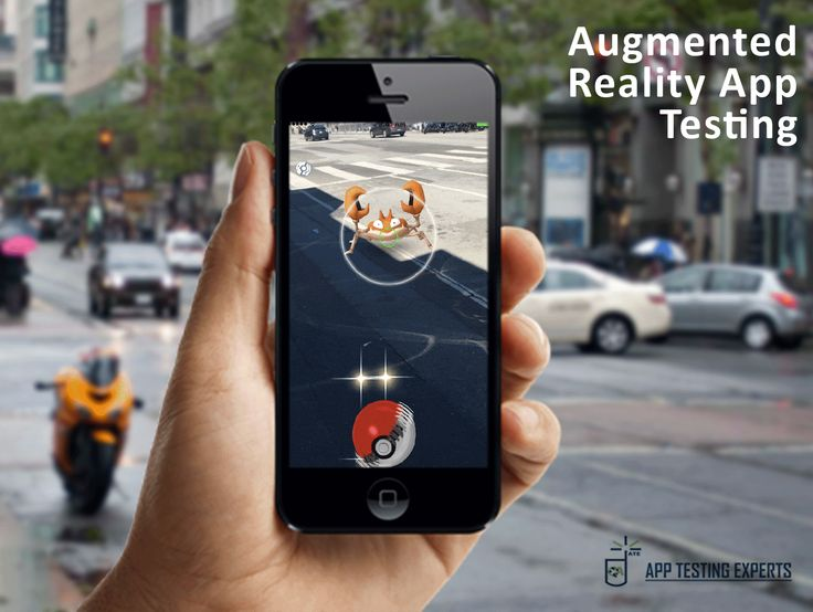 #AugmentedReality is the #mobile technology in which the users are able to experience the real world with computer-generated data overlaid on it. To make their experience astonishing and everlasting, augmented reality #MobileApp should perform well.  #AugmentedReality app testing is the best way which helps an app to outperform in the marketplace. If you are looking for Augmented Reality #AppTesting, contact us at www.apptestingexperts.com or call us at 0-120-610-1719