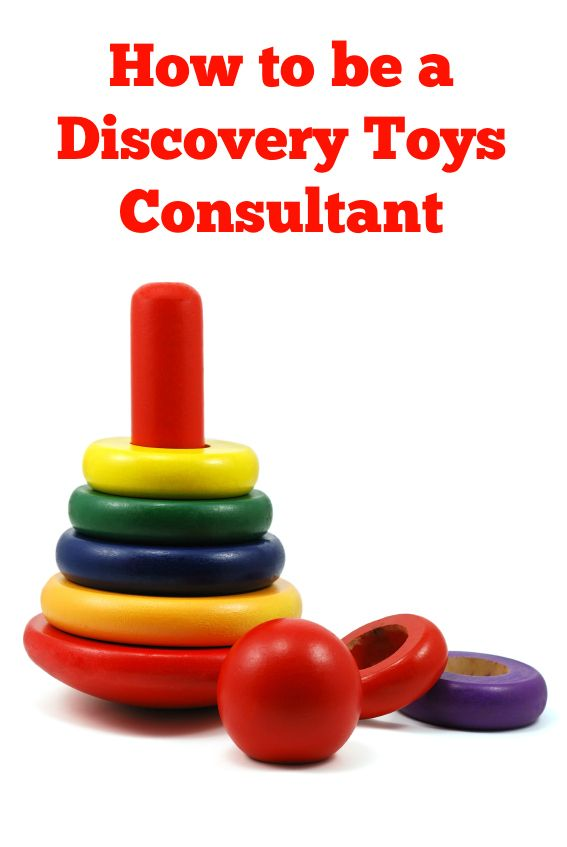 An interview with a successful Discovery Toys  consultant. #wahm