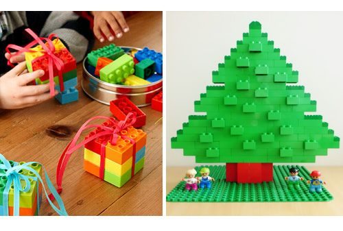 10 easy Christmas Crafts for Kids #christmas #craftsforkids #preschool