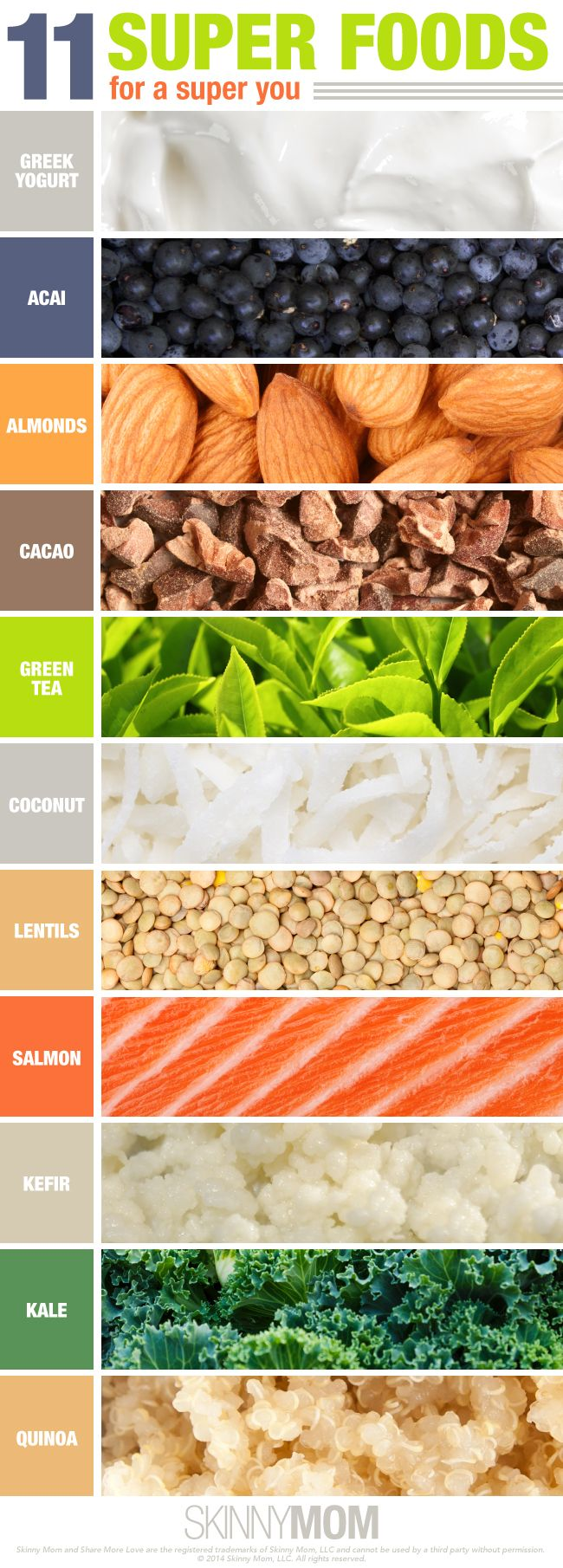 11 Awesome superfoods that you should add to your diet if you have not done so already!