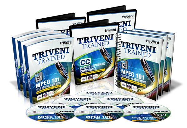 Triveni Trained. Product Cover Bundle with Books, Binder Books, DVD case and some CD. Created by Ridwan Sugi