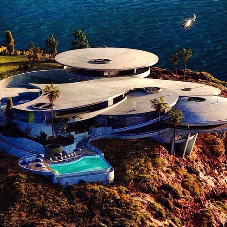 13 Best Fantasy Architecture Iron Man 2007 Images On