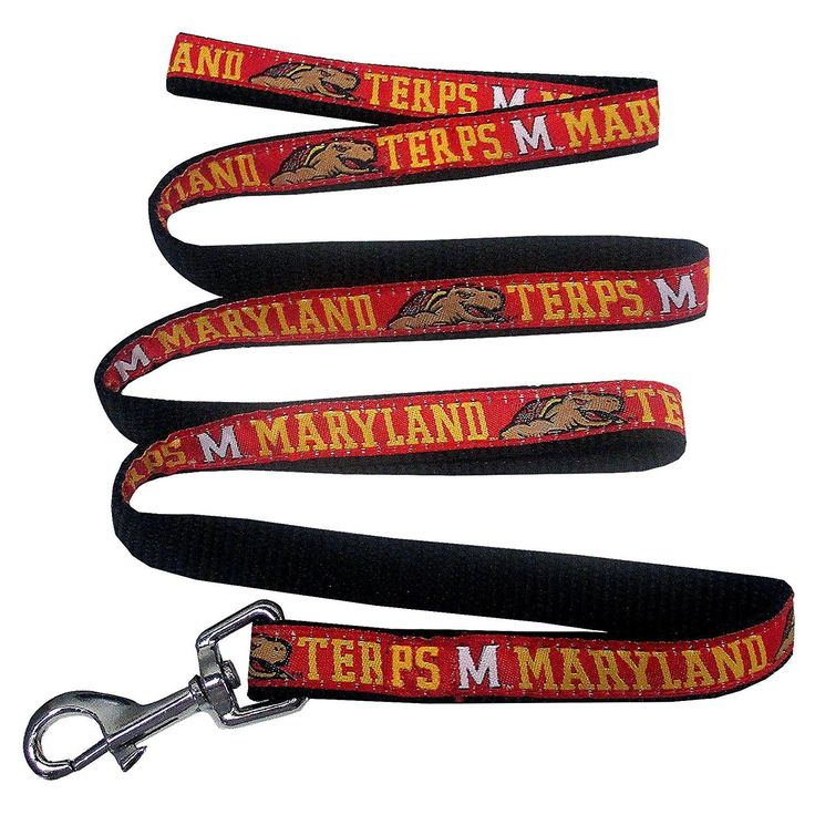 Pets First College Maryland Terrapins Pet Leash, Large >>> More info could be found at the image url. (This is an Amazon affiliate link)
