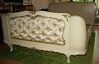 chippendale bett shabby chic antik haus pinterest. Black Bedroom Furniture Sets. Home Design Ideas