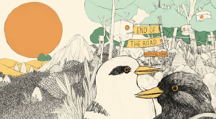 End of the Road Festival | 29th - 31st August 2014