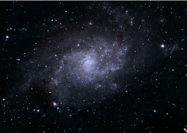 The Pinwheel Galaxy M-33