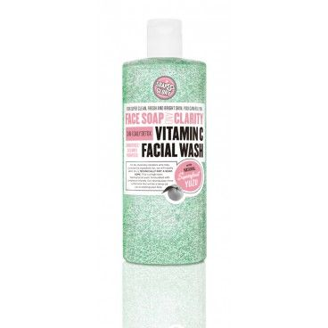 Soap and Glory 3-in-1 Daily Detox Vitamin C Facial Wash! Prime Beauty Blog