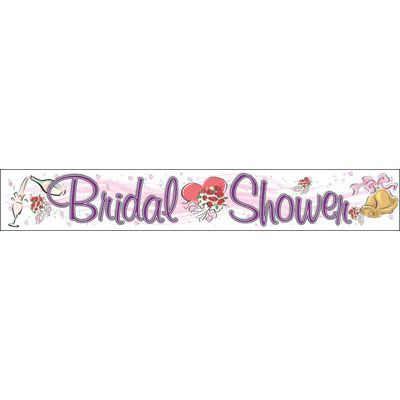 Bridal Shower Banner - 2 metre - $14.95 - See more at http://thebridalparty.com.au/