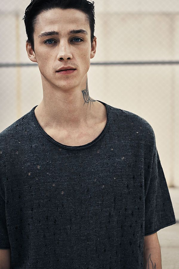 Ash Stymest | Allsaints Men's March 2016 Lookbook | Ash's ...