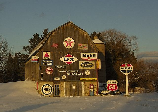 Barn Garage Signs : Images about wisconsin barns on pinterest editor